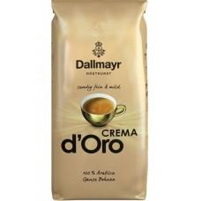 Кофе в зернах Dallmayr Crema D'Oro (Даллмаер Крема Д'оро), 1 кг