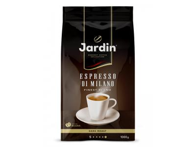 Кофе в зернах Jardin Espresso Di Milano (Жардин Эспрессо ди Милано), 1кг