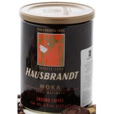 Кофе молотый Hausbrandt Moka (Хаусбрандт Мока), 250 г.